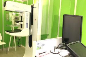 mammografo 3D Hologic Ditonno Bari